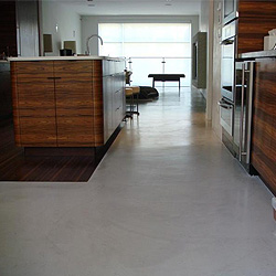 Concrete Overlay Floors Custom Interior Flooring