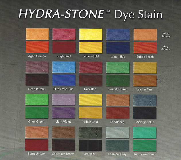 Stained Concrete Floors Chemstone Staining Acid